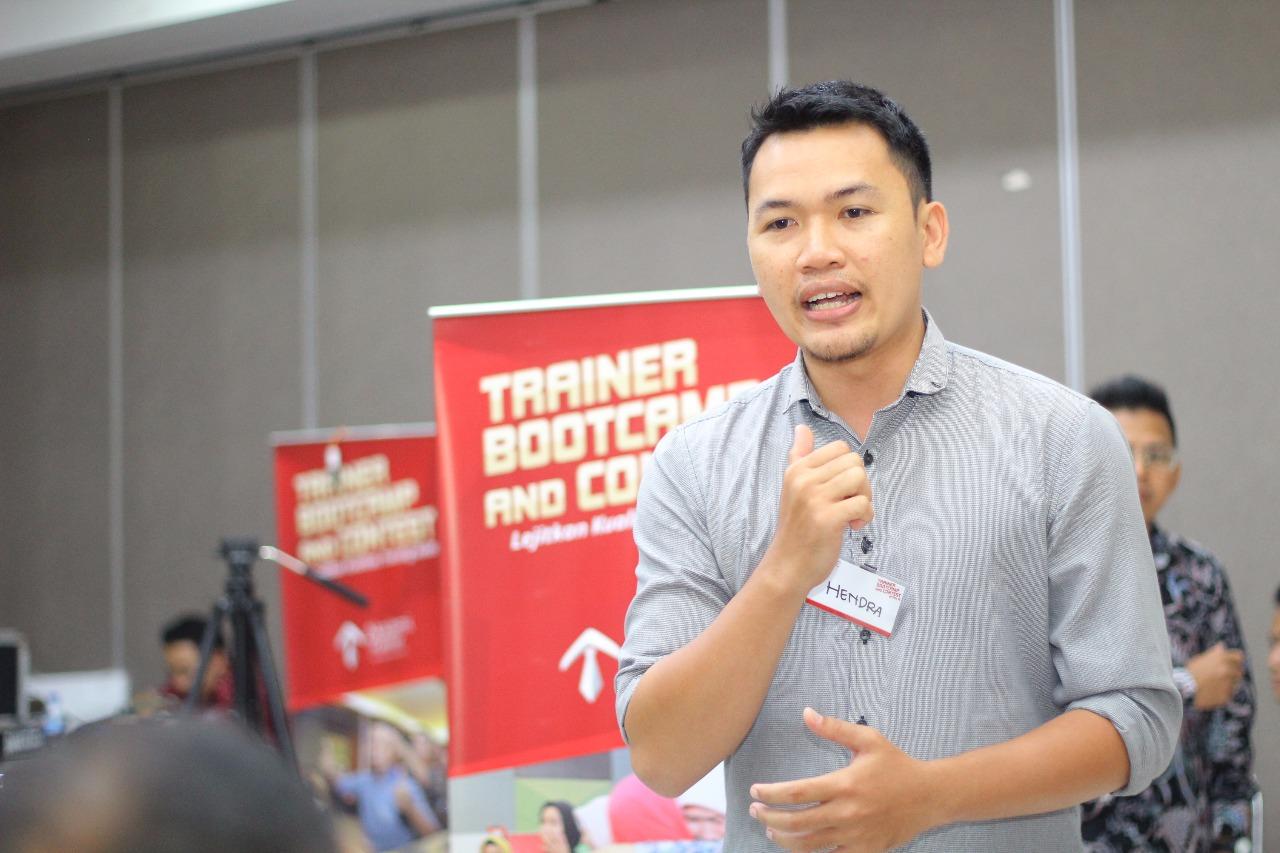 Bagaimana Merumuskan Modul Materi Presentasi Corporate Training Indonesia