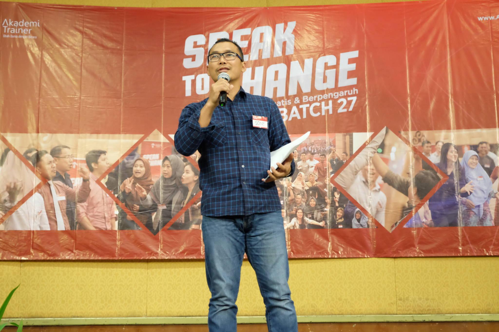 Berbicara Lebih Baik, Jika... - Corporate Training Indonesia