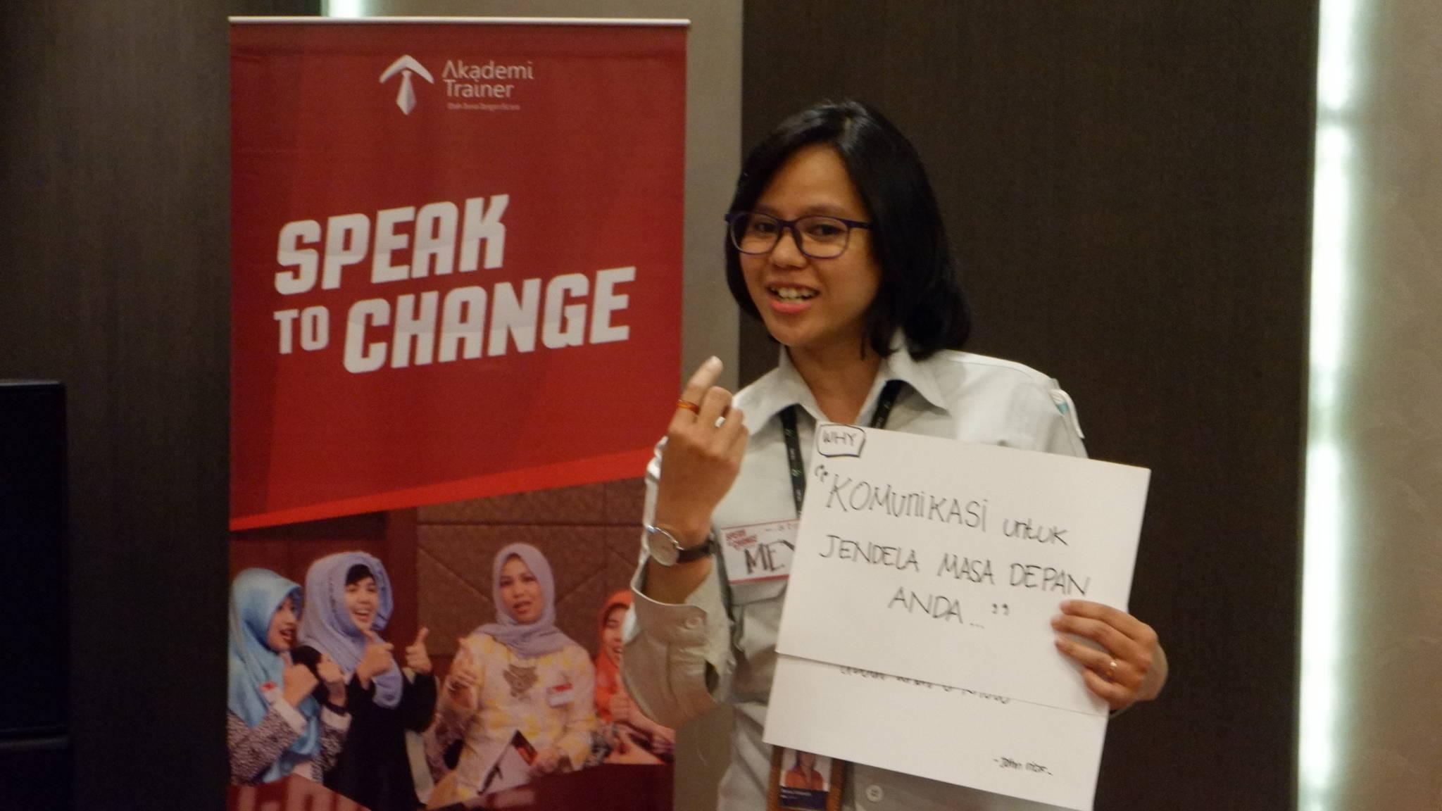 Majukan Perusahaan dengan Berbicara, Bisakah - Corporate Training Indonesia