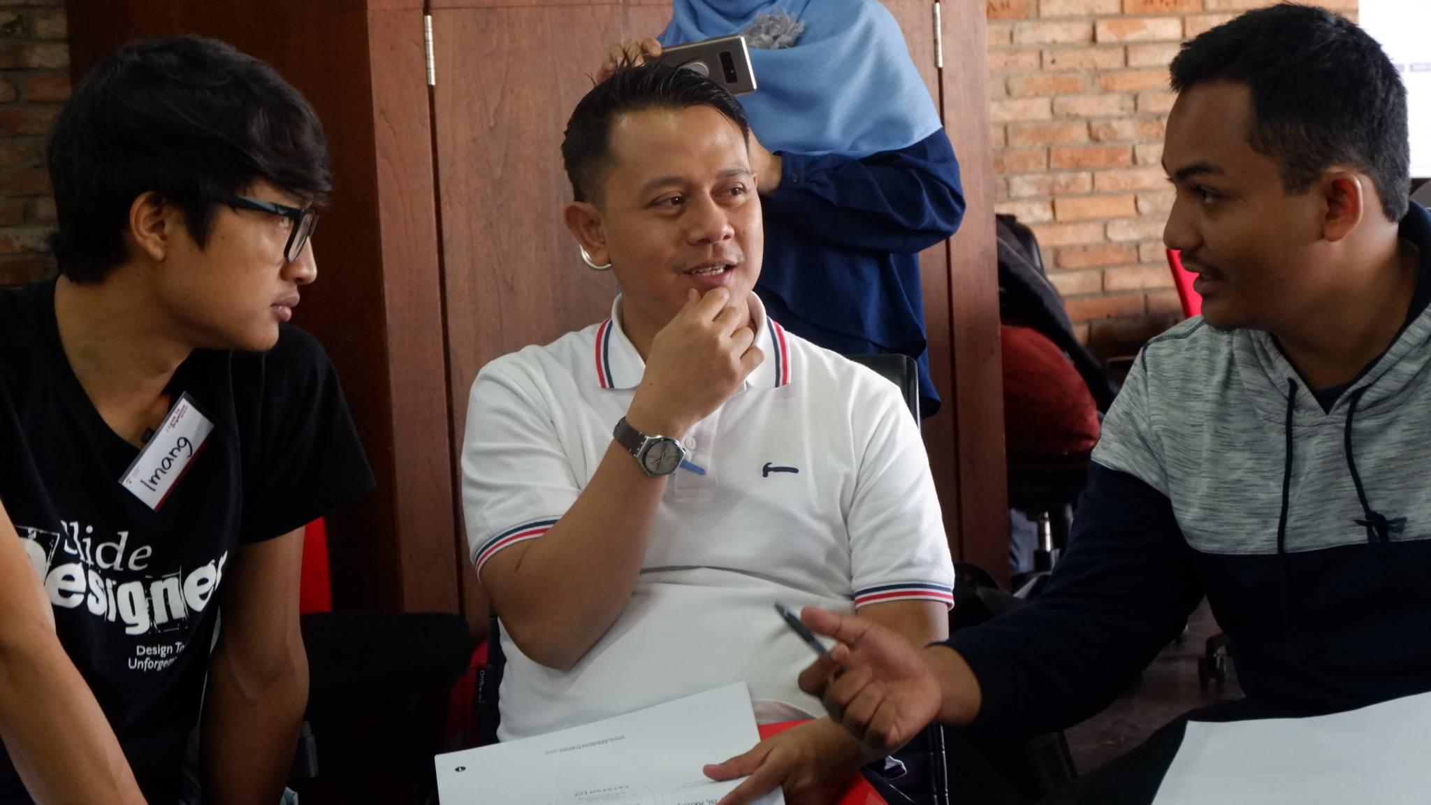 Menggali Hot Button Konsumen dengan Tiga Pertanyaan - Corporate Training Indonesia
