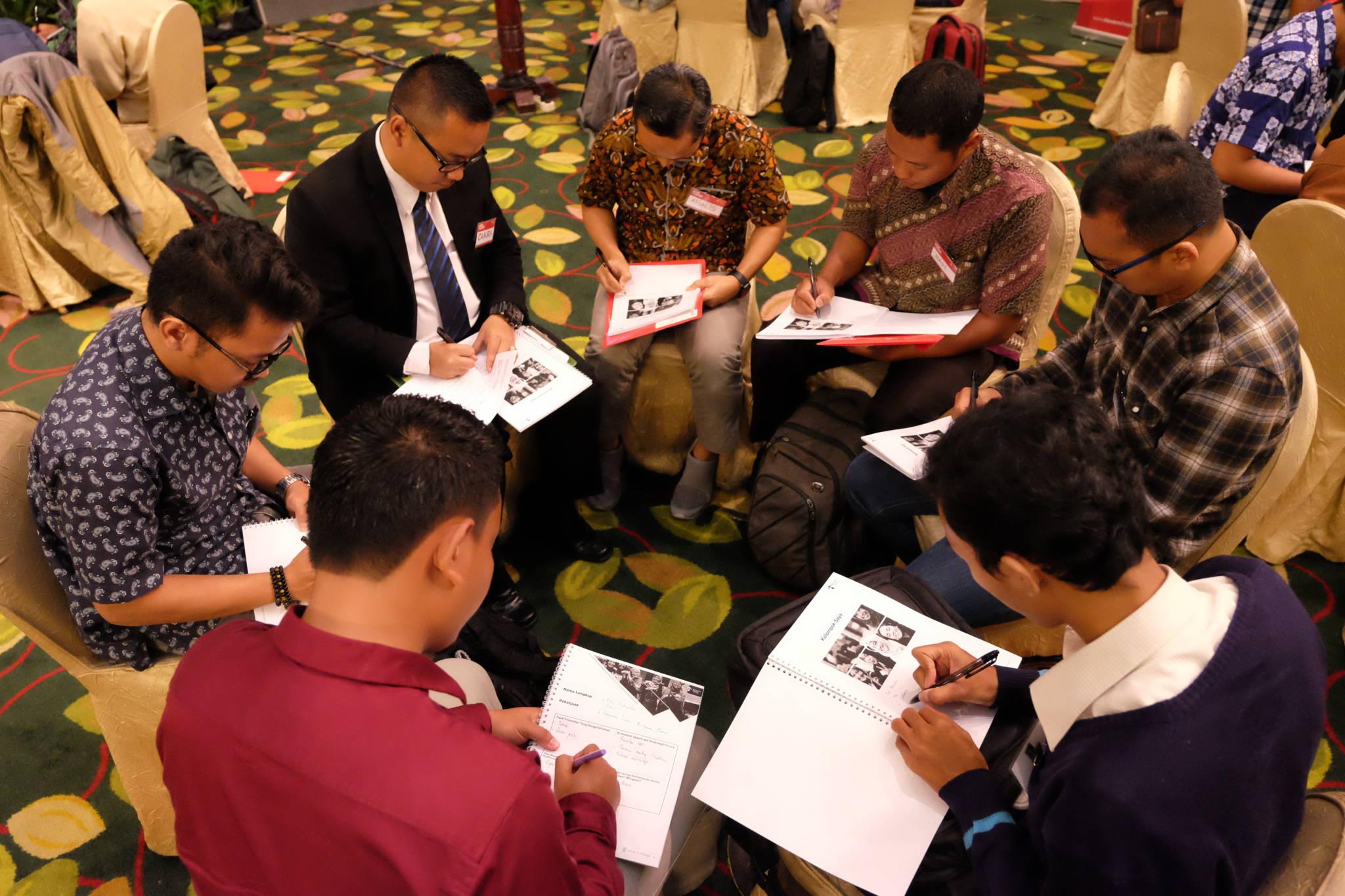 Siapapun Bisa Memimpin Atasan - Corporate Training indonesia