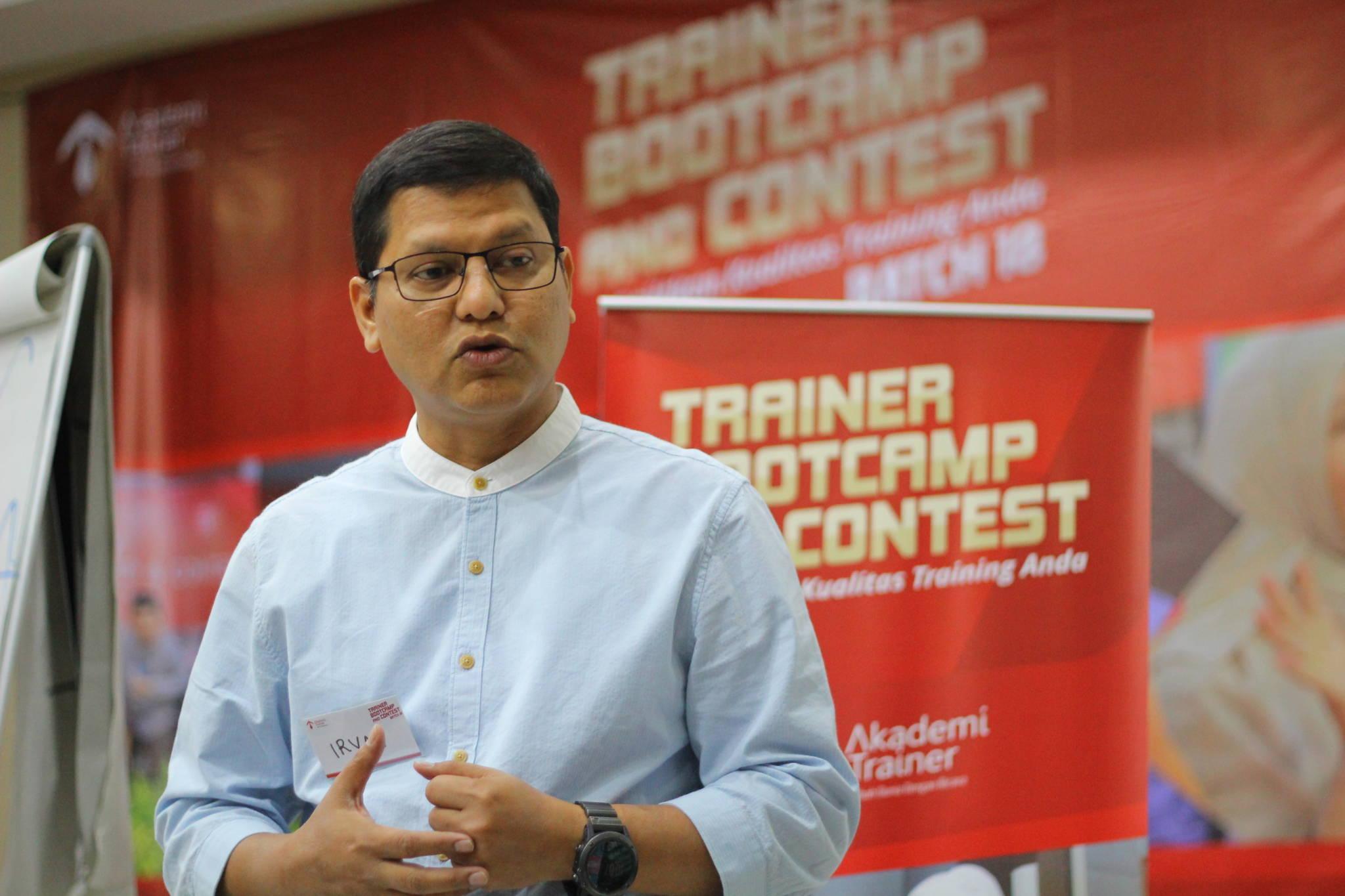 Tips Mengatur Nada Bicara di Mimbar - Corporate Training Indonesia